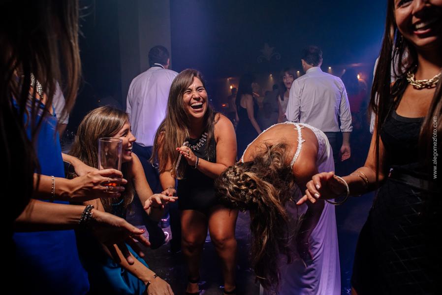 Momentos divertidos de una fiesta de casamiento - Alejandro Gomez Fotografo de Casamientos